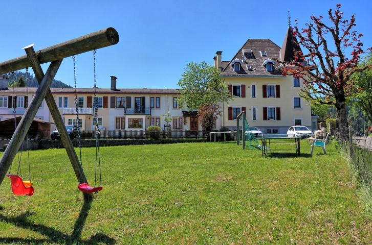 Le Locle, maison contiguë, vendue juillet 2017