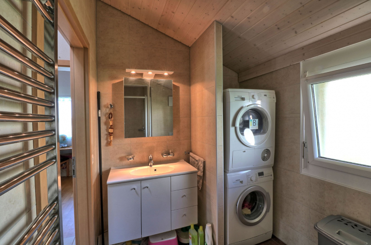 Bevaix, belle villa individuelle - VENDUE SEPTEMBRE 2017